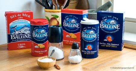 La Baleine zeezout - Frans zeezout uit de Camargue. Ik vertel je alles over het natuurgebied waar het ontstaat en hoe het wordt gewonnen.