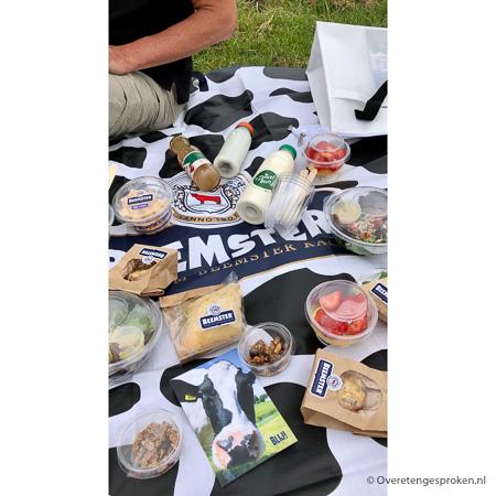 Beemster kaas picknick