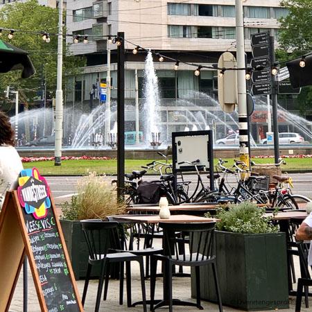 Restaurant Fontein Rotterdam