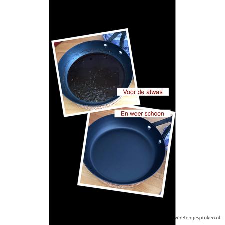 Black Steel Koekpan BK