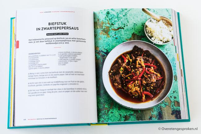 De bijbel van de Indonesische keuken - Maureen Tan