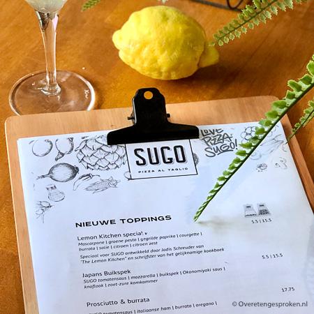The Lemon Kitchen Pizza - Sugo Pizza