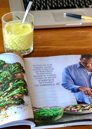 Ottolenghi -Delicious Magazine