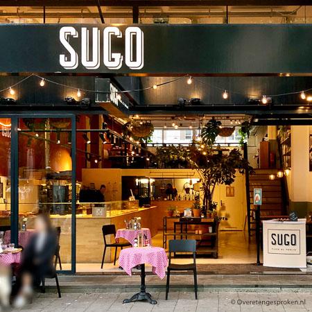 Sugo Pizza Rotterdam