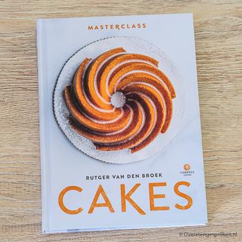 Masterclass Cakes - Rutger van den Broek