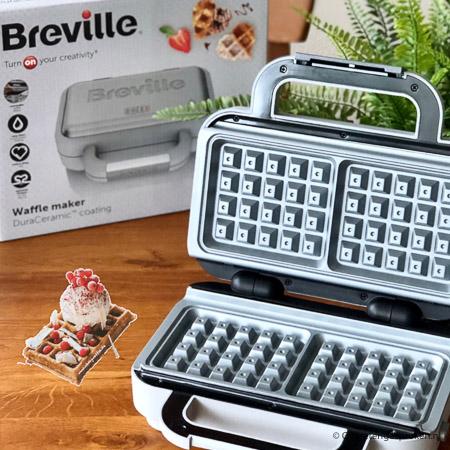 Breville wafelijzer