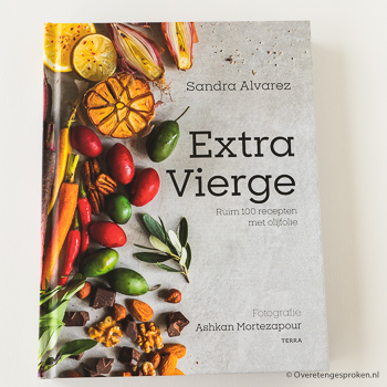 Extra Vierge - Sandra Alvarez