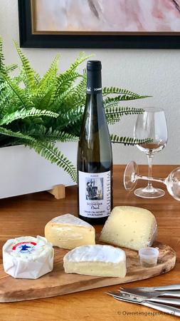Gewurztraminer Grand Cru Eichberg 2016 – wijnhuis Paul Schneider