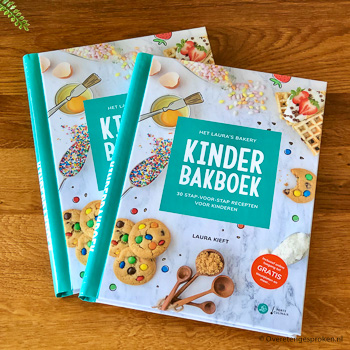 Kinderbakboek - Laura Kieft