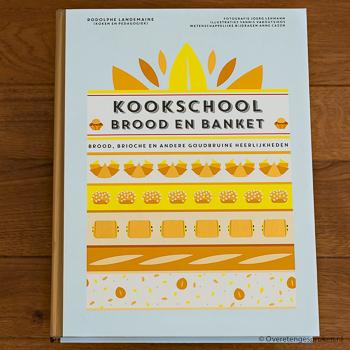 Kookschool, brood en banket – Rudolphe Landemaine