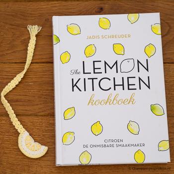 The Lemon Kitchen kookboek - Jadis Schreuder