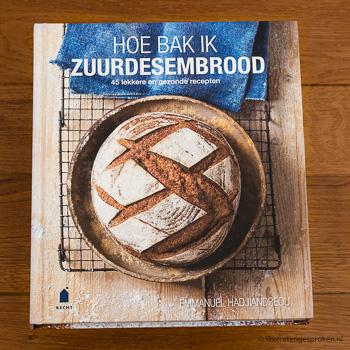 Hoe bak ik zuurdesembrood – Emmanuel Hadjiandreou
