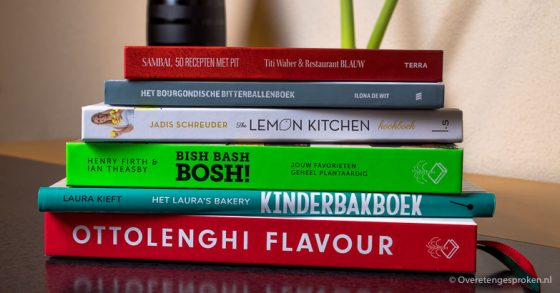 6 fijne kookboeken om cadeau te doen of te krijgen