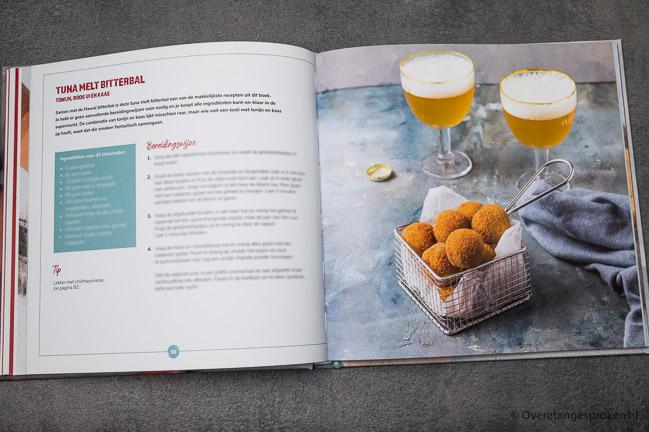 Het bourgondisch bittenballenboek