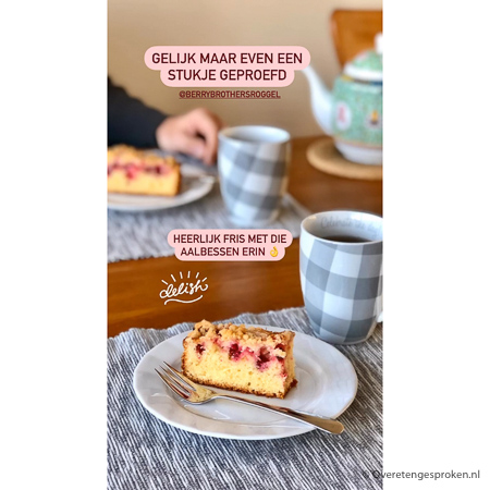 Foodybox Herfst - Aalbessen