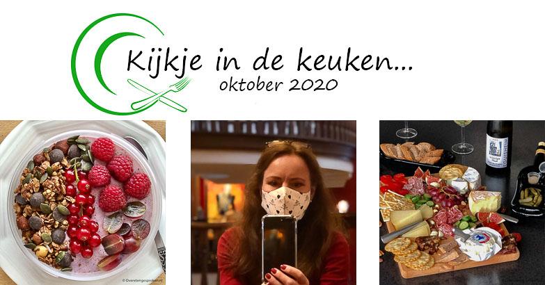 Kijkje in de keuken – oktober 2020