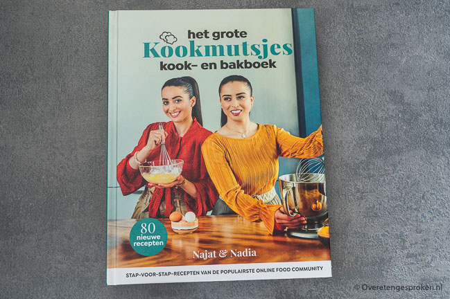 Het grote kookmutsjes kook- en bakboek - Najat & Nadia