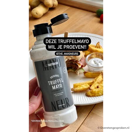 MAYONEUR truffel mayo