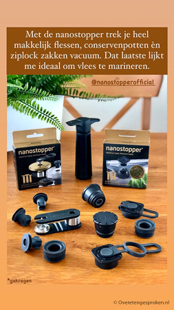 Nanostopper