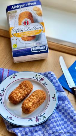 Van Dobben kaas croquet met Beemster kaas