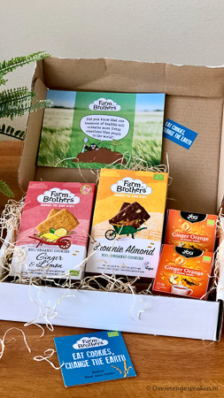 Farm Brothers cookies