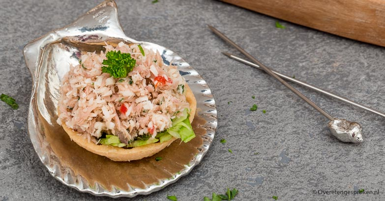 Mas uni – tonijnsalade uit de Malediven