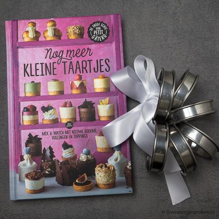Bakboek en bakringetjes Petit Gâteau