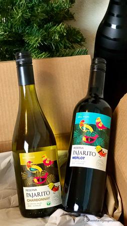 Pajarito wijn van Hema