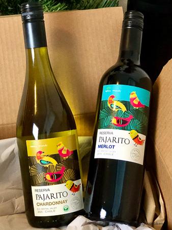 Natuurvriendelijke Pajarito wijn