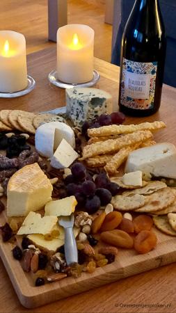 Pluk de Kaas en Beaujolais Nouveau