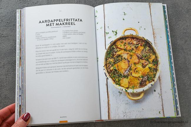 Koken met Vis uit Blik deel 2 - Bart van Olphen