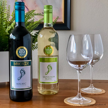Barefoot wijnen