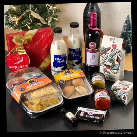 Foodybox Kerst