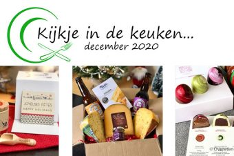 Kijkje in de keuken – december 2020