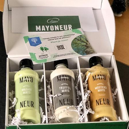 Mayoneur plant-based mayo