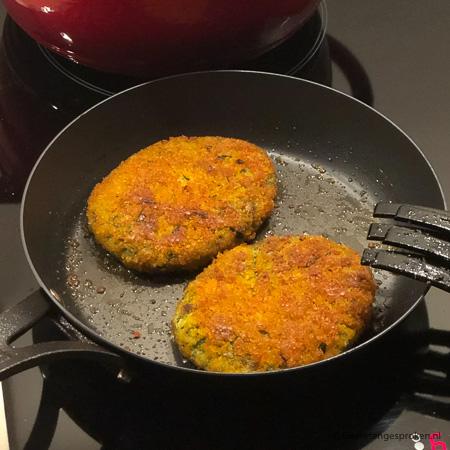 Stegeman spinazie burger