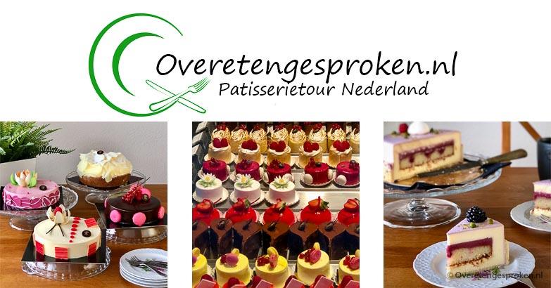 Patisserietour door Nederland