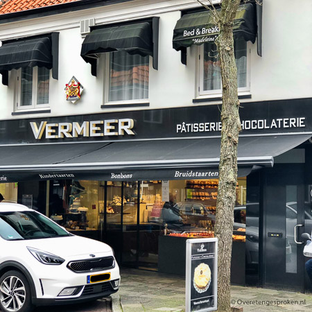 Patisserietour - Patisserie Vermeer - Lisse