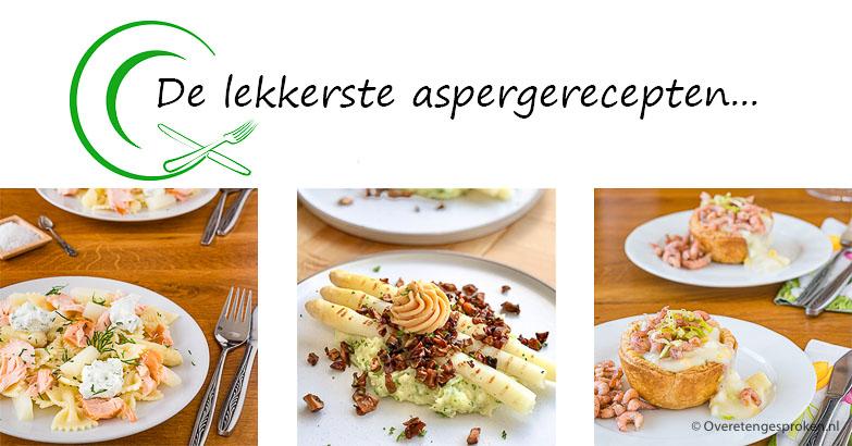De lekkerste aspergerecepten
