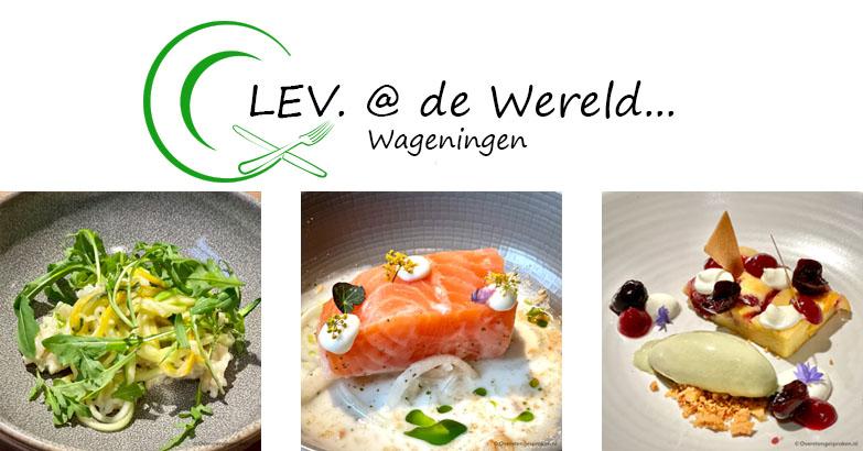 Restaurant LEV. @ de Wereld