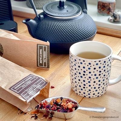 Momentje voor jezelf met thee