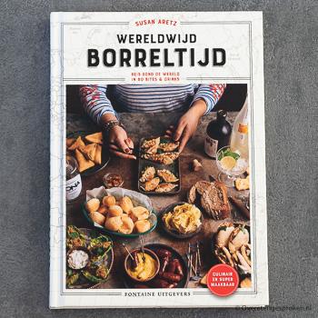 Wereldwijd Borreltijd - Susan Aretz